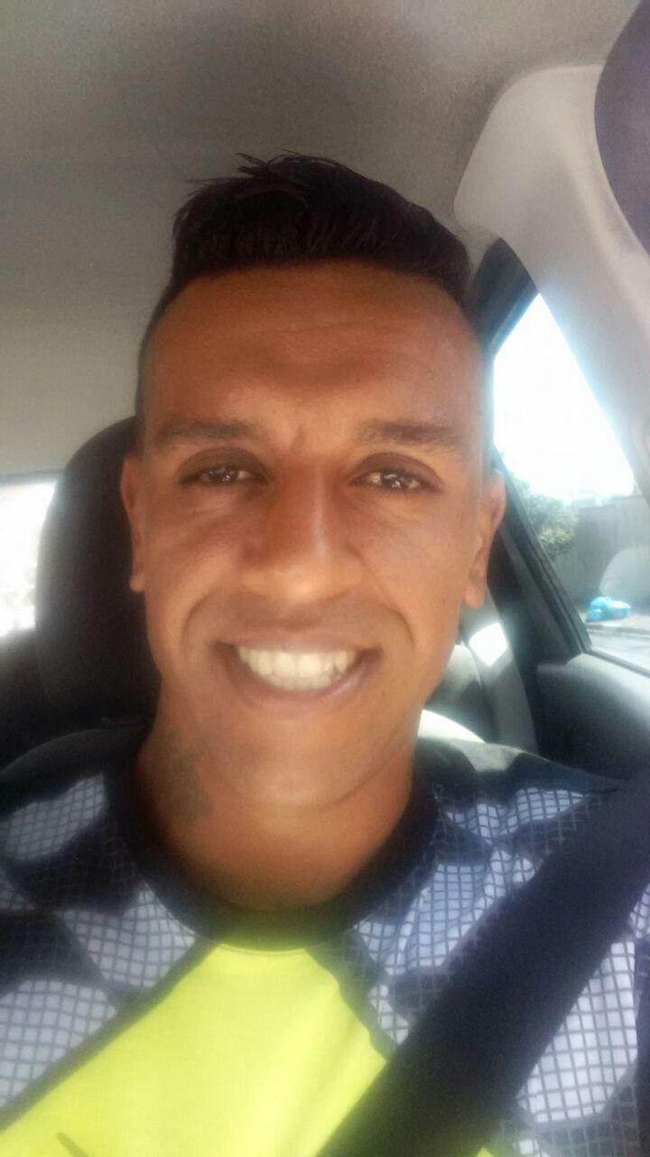 Selfie de Sidão para o Blog do Boleiro