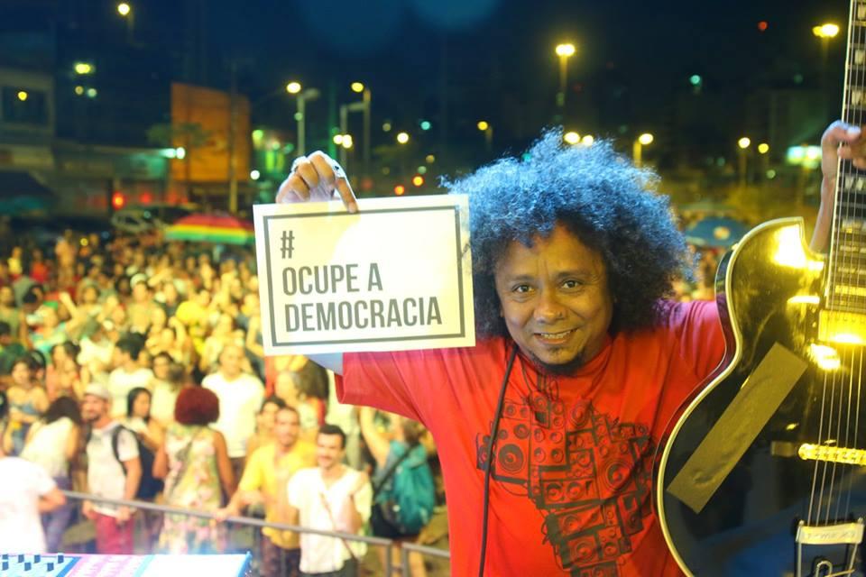 Chico César (Júlio Oliveira/Divuulgação)
