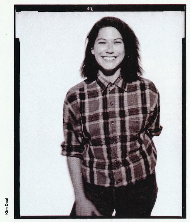 A ex-baixista dos Pixies, Kim Deal