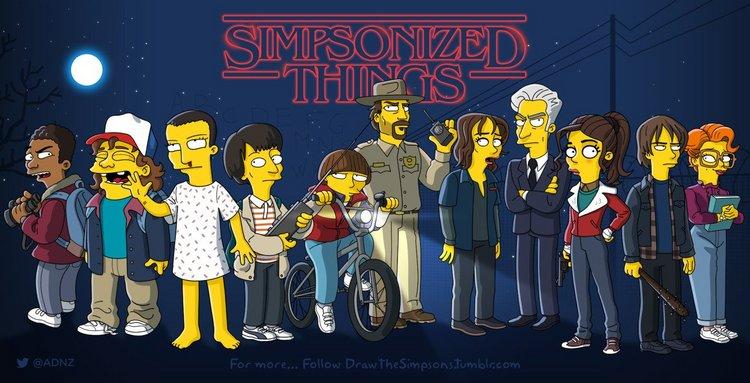 simpsonized-things