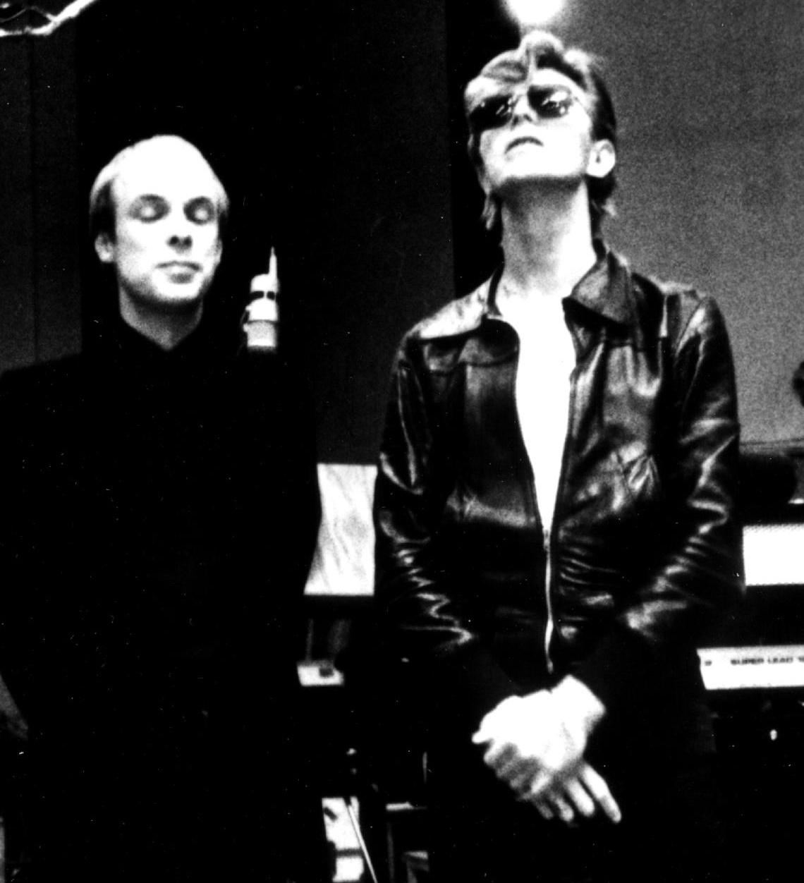 Brian Eno e David Bowie
