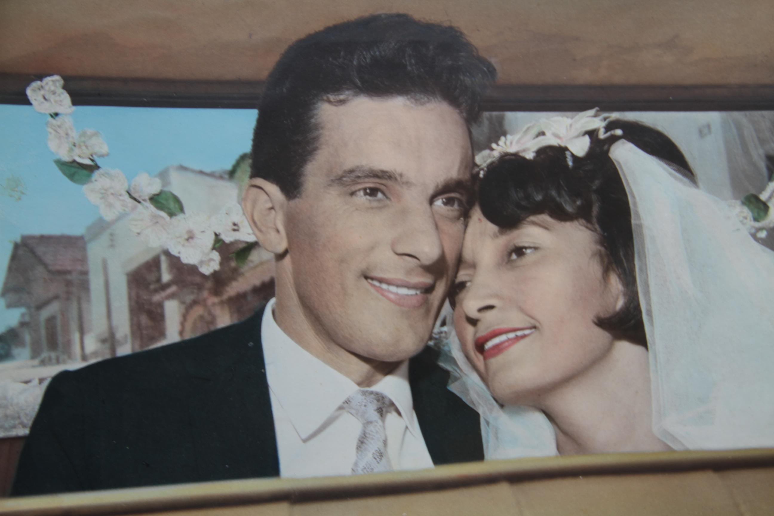 5ed795fa98 Nelson Golla e Neusa se conheceram quando trabalhavam em uma fábrica  paulistana. Jovens