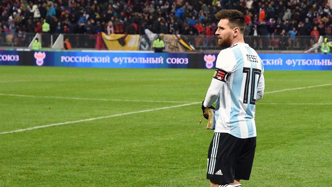 Messi sem Higuaín é Picasso com tinta 05d1e161d38d6