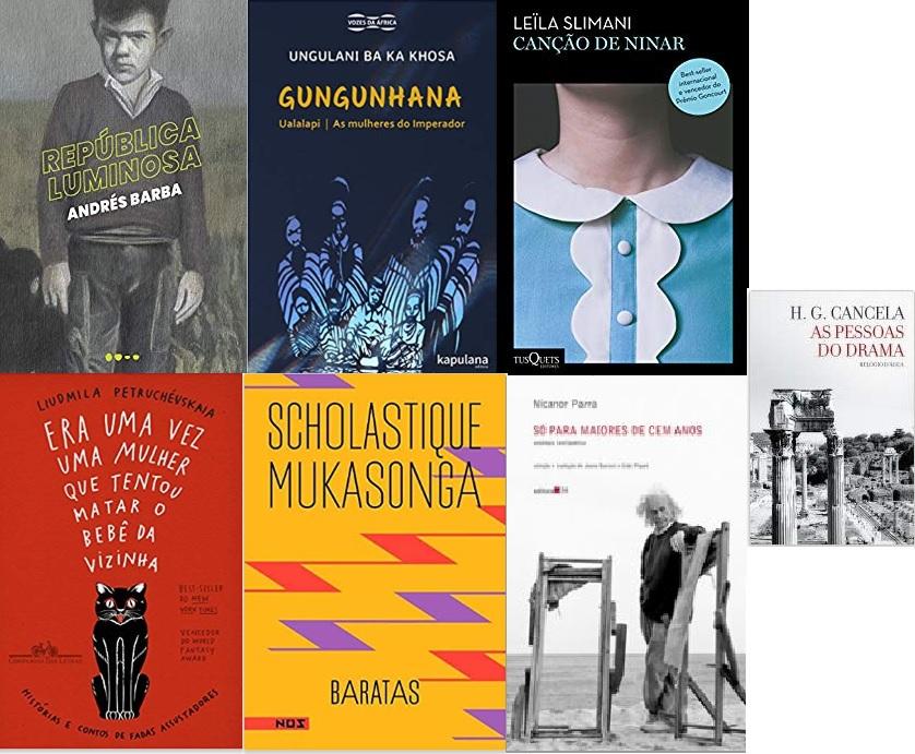 90a3847f825 Os melhores livros lidos em 2018 + Prêmio Menino do Acre - Blog ...