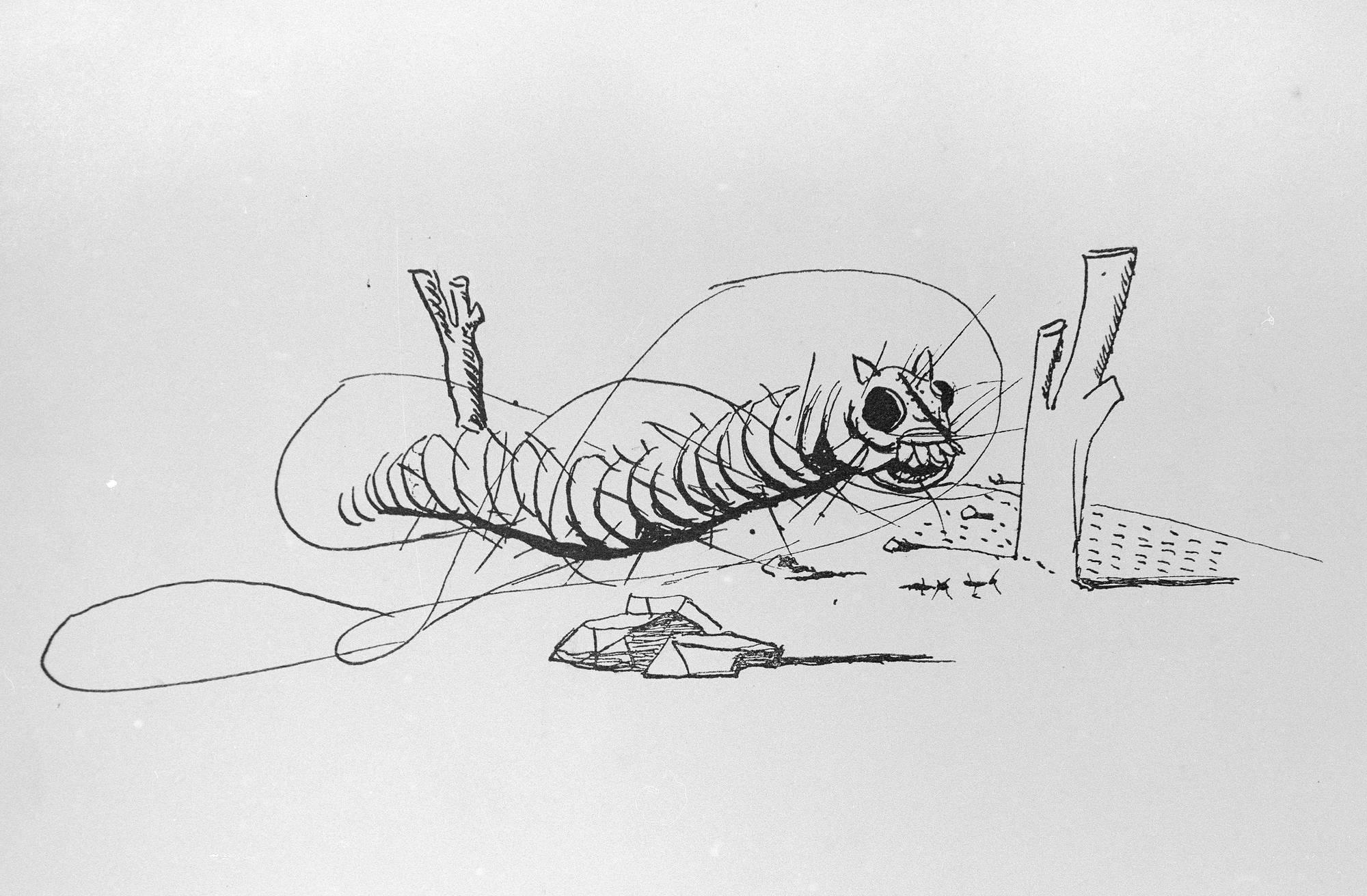 As ilustrações de Candido Portinari para Memórias Póstumas de Brás Cubas - UOL Entretenimento