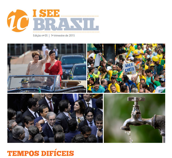 Estudo da agência Imagem Corporativa prevê tempos difíceis para a imagem do Brasil no mundo
