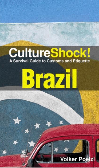 Livro trata do choque cultural de estrangeiros no Brasil