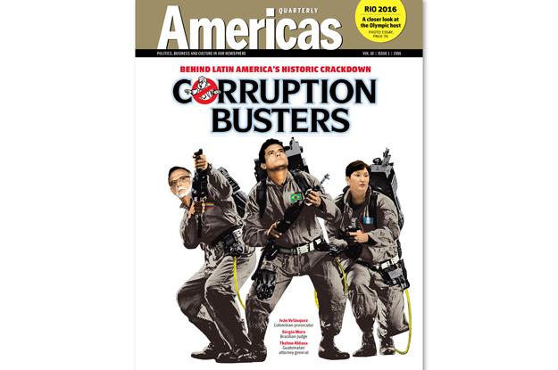 Sérgio Moro lidera equipe de 'caça-corrupção' em capa de revista americana