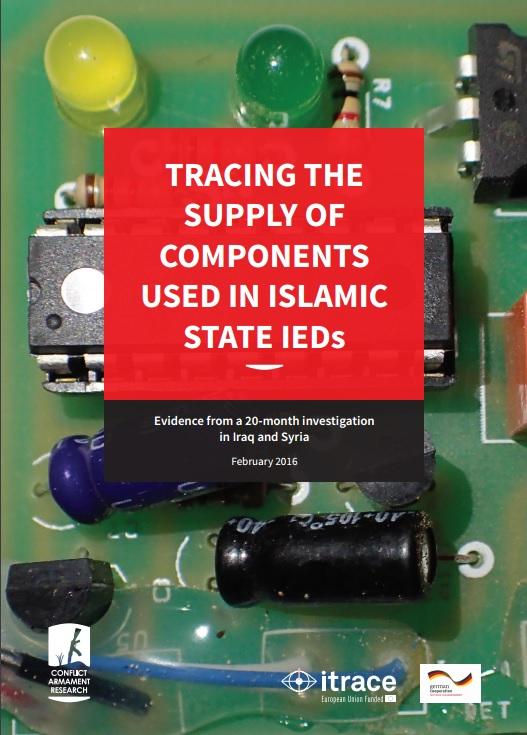 Estudo diz que material de empresa brasileira foi usado em bomba pelo Estado Islâmico