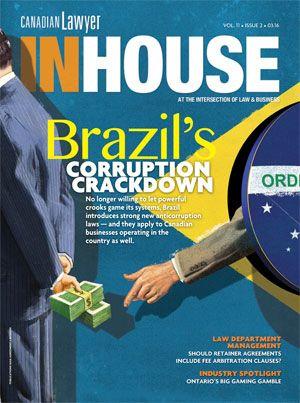 Escândalos simbolizam que Brasil está derrotando a corrupção, diz revista canadense