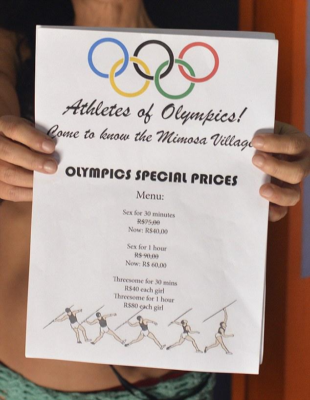 Tabloide britânico diz que prostitutas do Rio fazem promoção para Olimpíada