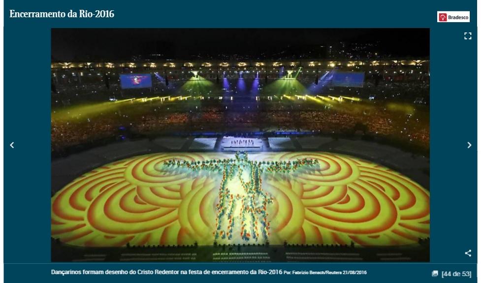 Olimpiada reforçou estereótipos sobre o Brasil