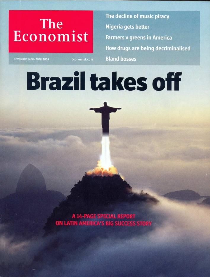 Mudança de política econômica afeta cobertura da 'Economist' sobre o Brasil