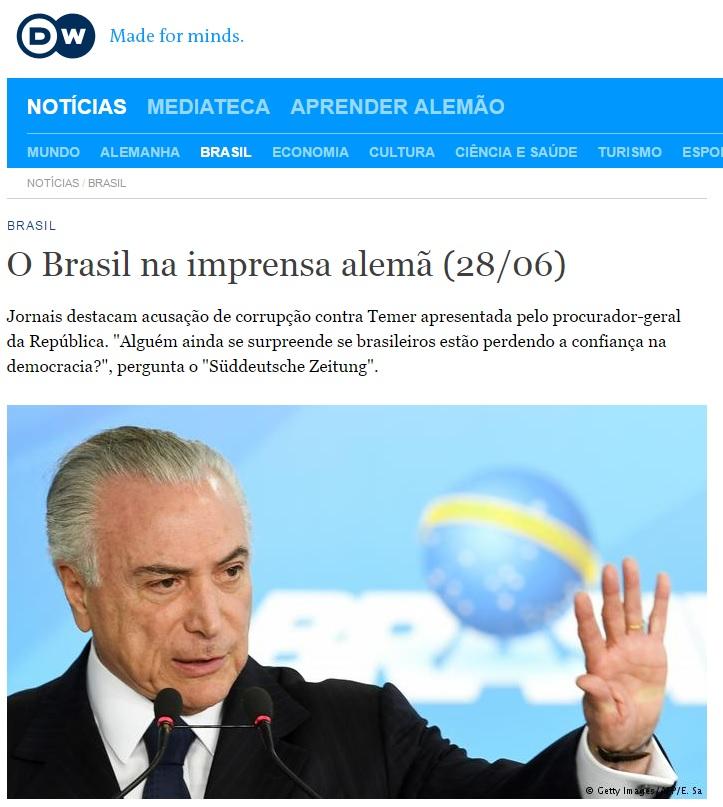 dw brasil o que é