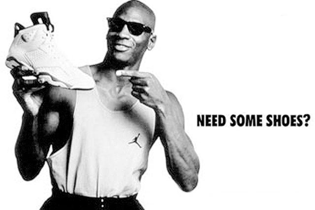 7ac16a974 Da irrelevância ao sucesso  o que Michael Jordan fez pela Nike ...