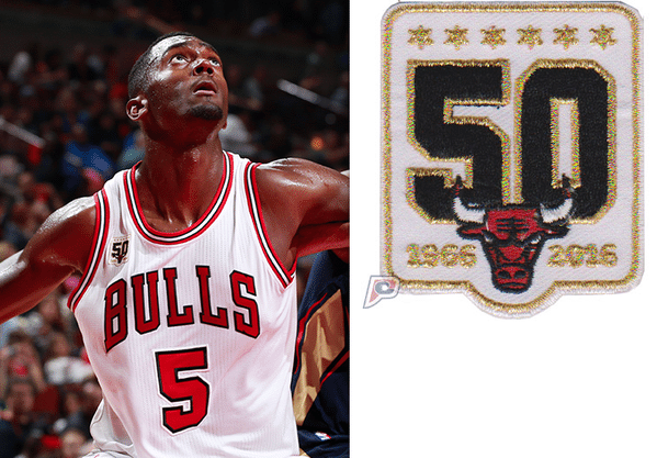 chicago bulls uniform