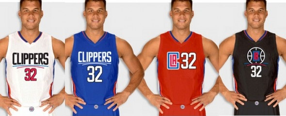 clippers uniform