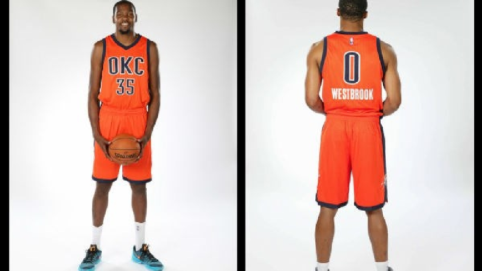 thunder uniform