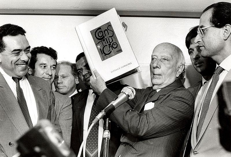 Ulysses Guimaraes Constituicao