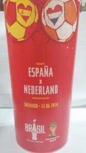 Copo da Copa, que se tornou item colecionável