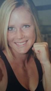 Holly Holm, quando era campeã mundial de boxe