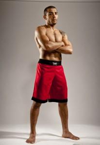 O campeão do UFC José Aldo