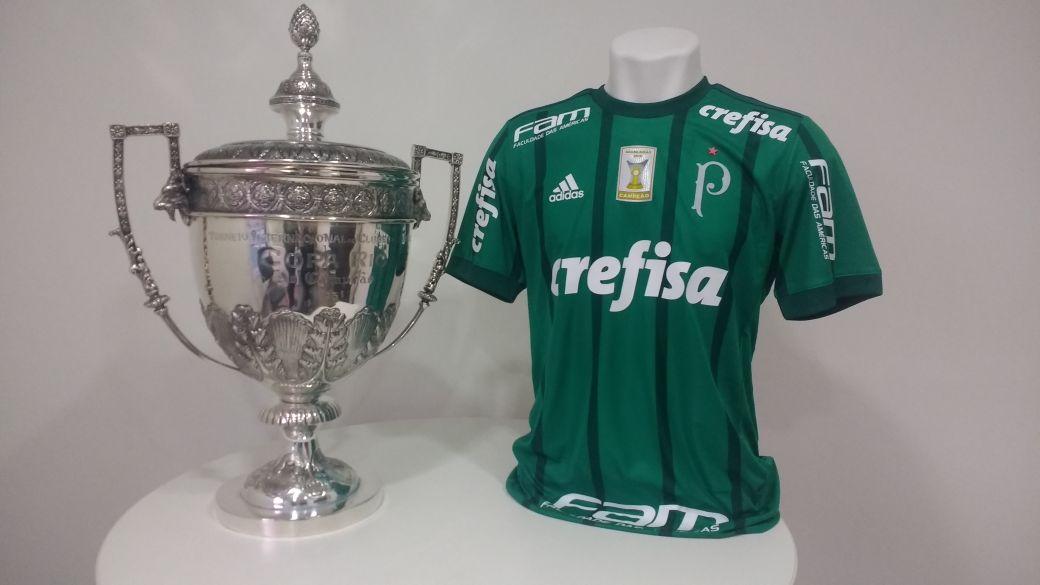 Palmeiras colocará estrela vermelha no uniforme em homenagem à Copa Rio-51 86cb5f69f84bc