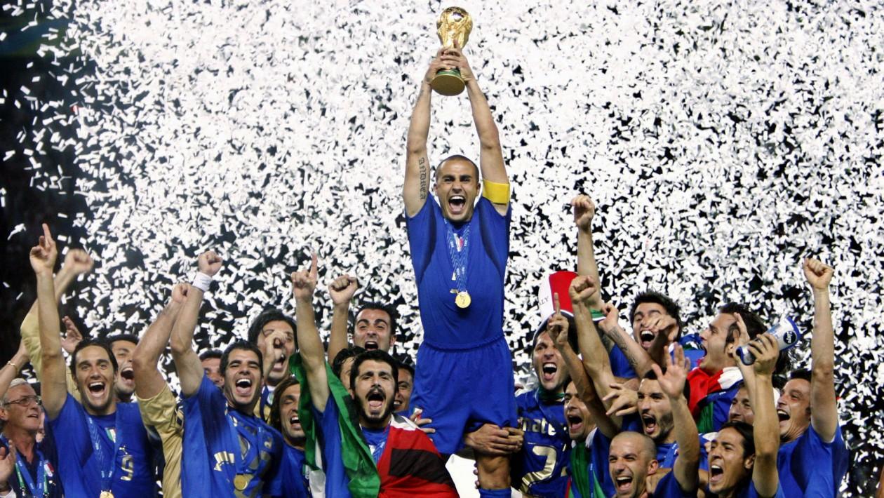 Por onde andam os jogadores da Itália tetracampeã mundial em 2006  7dc46ffca4542