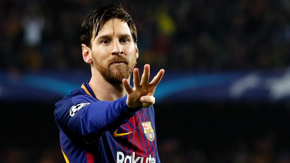 Nenhum jogador produziu mais gols que Messi na temporada  veja top ... 2caf4fe3dd7e2