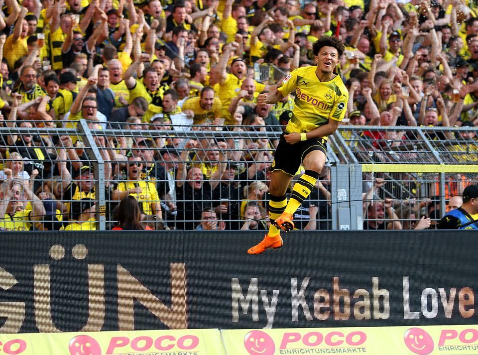 Dortmund é o campeão de público da Europa  Barça despenca sem Neymar ... a221ff2cb9bfb