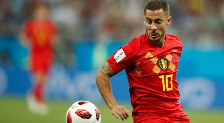 ... podem trocar de clube ainda nesta janela de transferências. EDEN HAZARD  Atacante 27 anos. Belga Chelsea (ING) 8dfa647fc1182
