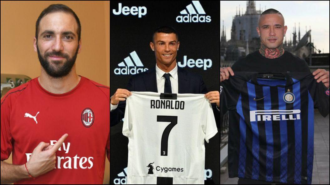 ... o Calcio já movimentou na atual janela de transferências mais de 1 ac3b057b80d3b