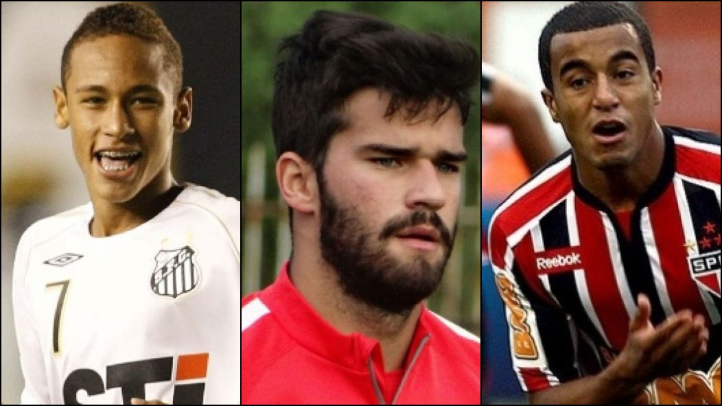 Que clube brasileiro revelou mais jogadores para a elite europeia ... 3f8e7bd0e1dea