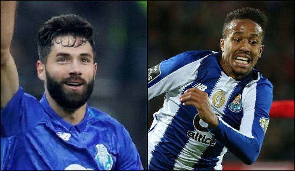 ... a dupla brasileira de zaga do atual líder do Campeonato Português se  tornou uma das sensações do futebol europeu nesta temporada. 086e80eb69e30