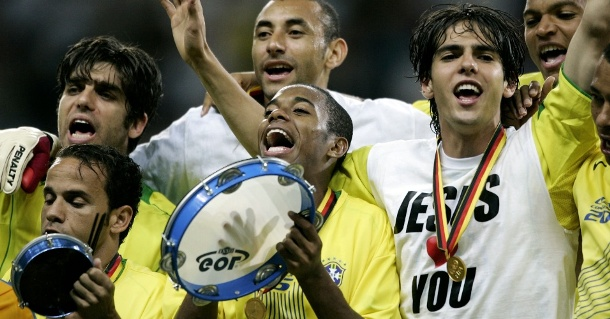 Brasil Festa Confederacoes 2005
