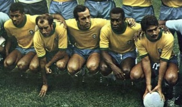 Brasil 1970 camisas dez