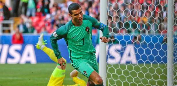 40c6ea4f69 Cristiano Ronaldo segue voando. Portugal deve agradecer ao Real Madrid