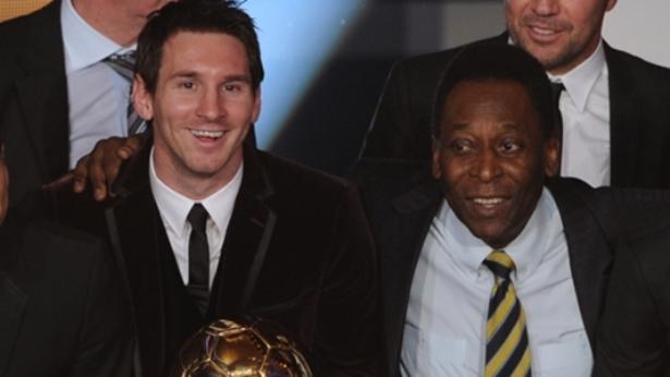 40ef7abc1f Pelé foi o atleta na era de jogadores. Messi é o jogador na era de atletas