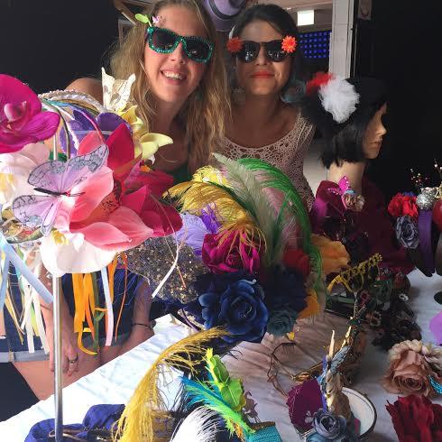 As sócias Renata e Nathalle, da Sassaricando Acessórias. Foto: divulgação