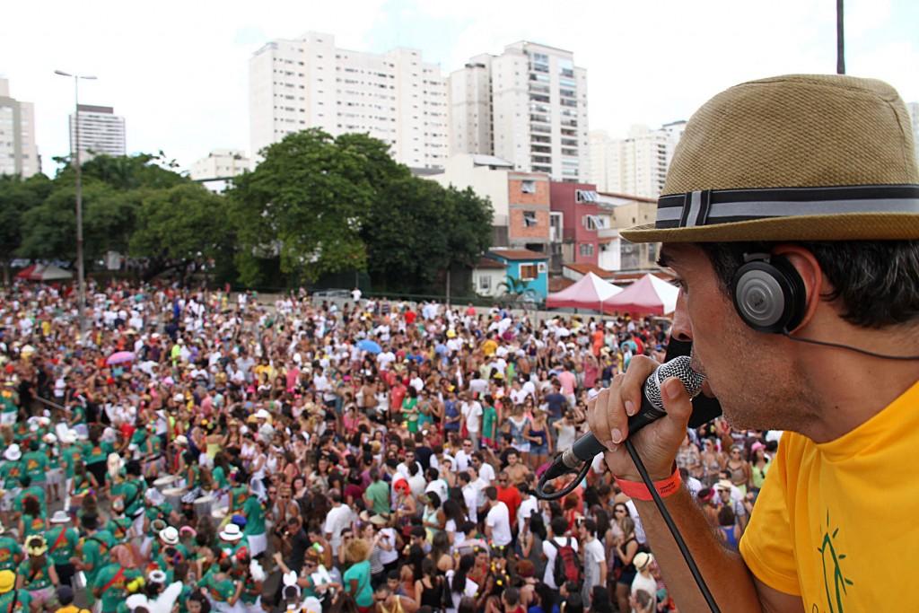Banga troca a Avenida Sumaré pelo Campo de Marte, em 2016. Foto: Mmcredie/Divulgação
