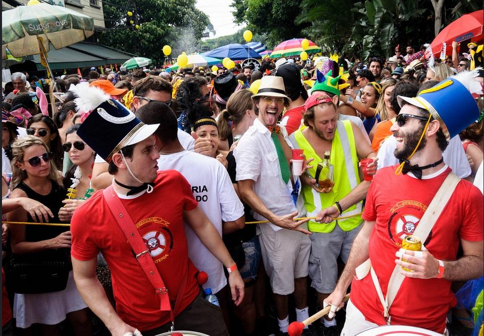 Desfile da Confraria do Pasmado é no domingo (29), em Pinheiros. Foto: Divulgação