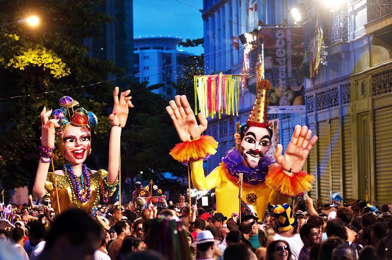 Melhor marchinha de 2016 será revelada na abertura do Carnaval da Lapa. Foto: Paprica Fotografia