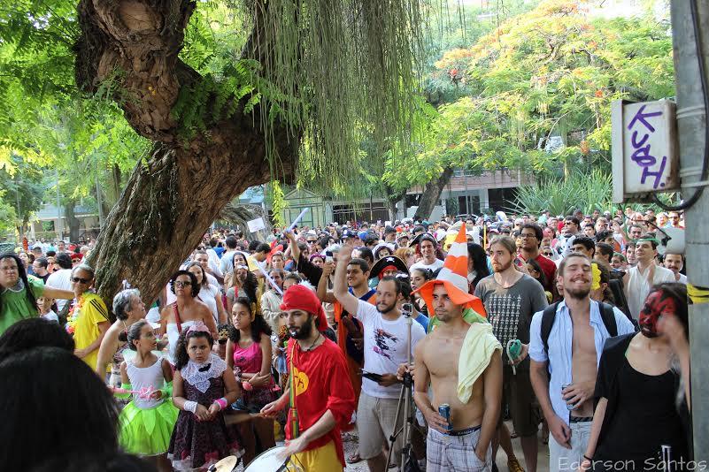 Desfile do Marcha Nerd, em 2016, será dia 06 de fevereiro, na Tijuca.