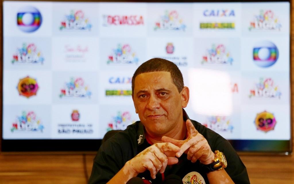 """Paulo Sérgio Ferreira, presidente da Liga; """"Faltou organização."""" Foto: Robson Fernandes / LIGA SP /"""