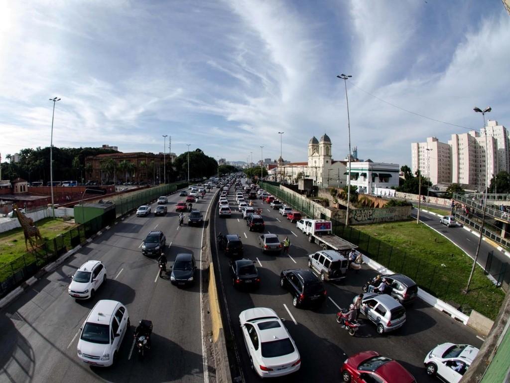 Avenida Tiradentes receberá Bangalafumenga, Chega Mais e Sargento Pimenta Foto: Rogerio Cavalheiro/Estadão Conteúdo