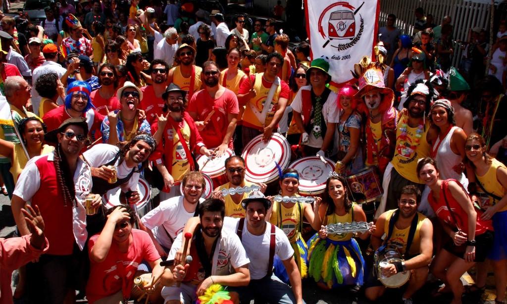 Pasmado desfila dia 31 de janeiro, às 11h, em Pinheiros. Foto: divulgação