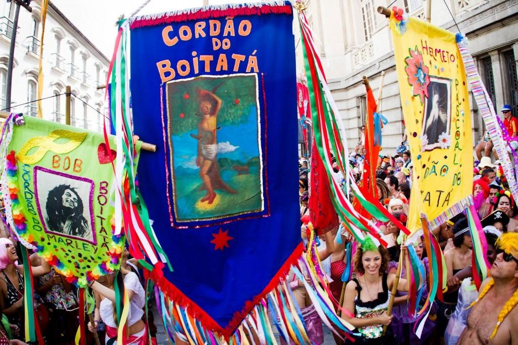 Cordão do Boitatá faz financiamento coletivo para arrecadar 25 mil reais para seu desfile. Foto: reprodução