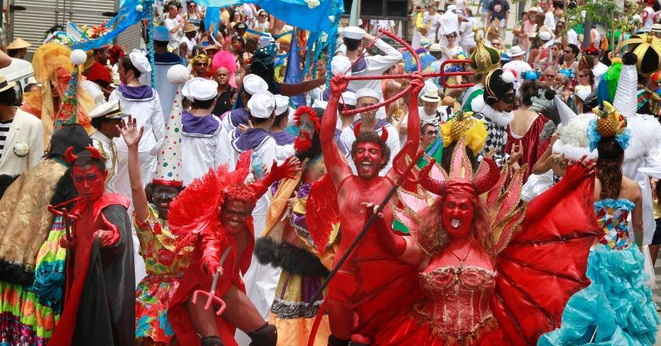 Blocos da Zona Portuária abrem o calendário de desfiles do Rio de Janeiro, no dia 16 de janeiro.