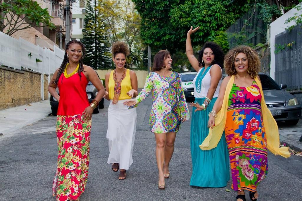 Mulheres de Zeca faz homenagem a Zeca Pagodinho; Foto: Reprodução
