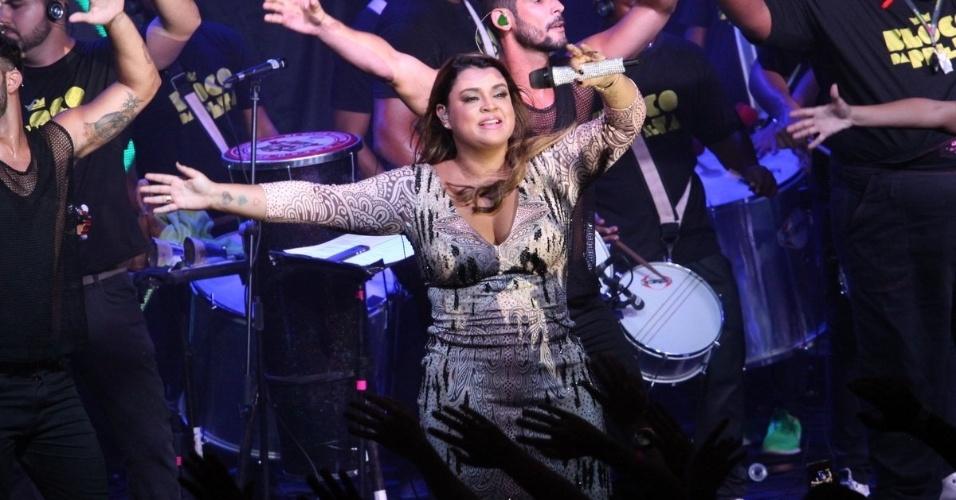 Baile da Preta Gil acontece nesta sexta (22), no Audio Club. Foto: Claudio Andrade/ Photo Rio News